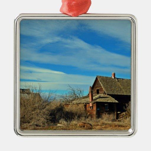 Juniper Flats Homestead Ornaments