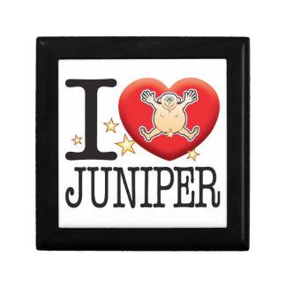 Juniper Love Man Jewelry Box