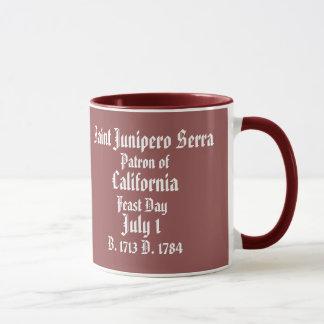 Junipero Serra, Saint Mug