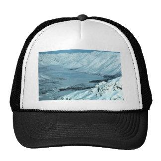 Junjik River Valley in Winter Trucker Hat