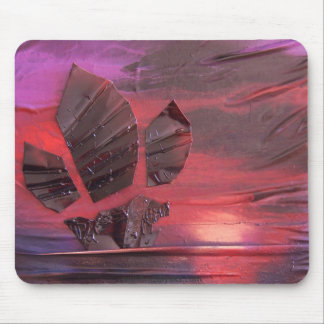 Junk Boat Mouse Pad