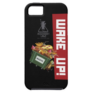 Junk Food Consumer Zombie by Insurgent Labs iPhone SE/5/5s Case