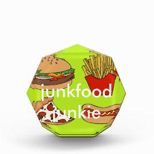 Junk food design award
