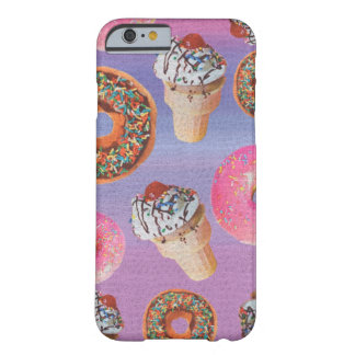 ¡Junk Food! Funda De iPhone 6 Barely There