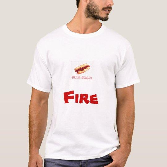 Junk Food Series T-Shirt