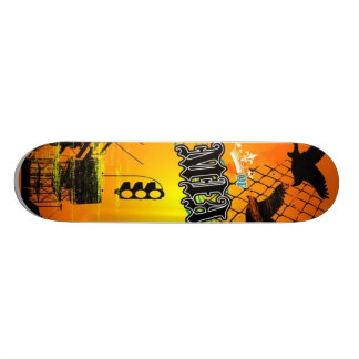 junk fuel king of mia skate board decks