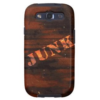 JUNK.jpg Samsung Galaxy S3 Case
