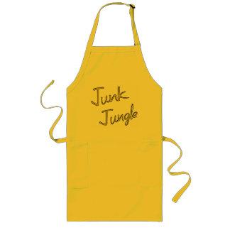 Junk Jungle Long Apron