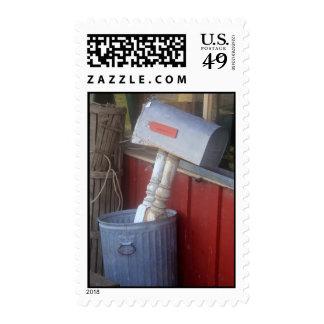 Junk Mail Postage