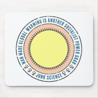 Junk Science Power Grab Mouse Pad