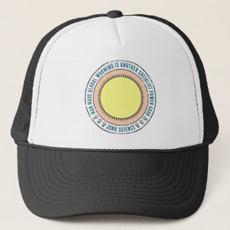 Junk Science Power Grab Trucker Hat