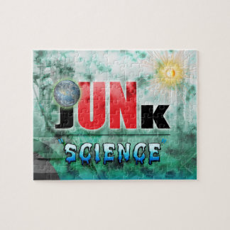Junk Science Jigsaw Puzzle