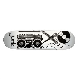 JUNK skate Deck