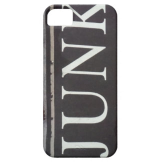 Junk Vintage tow truck sign Case For iPhone 5/5S