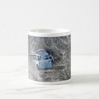 Junk Yard Coffee Cup Classic White Coffee Mug