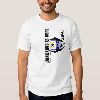 junkanoo is here2 t shirt