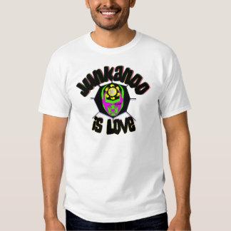junkanoo is love3 t-shirt