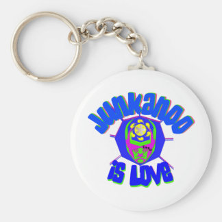 junkanoo is love6 basic round button keychain
