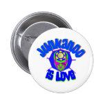 junkanoo is love6 button