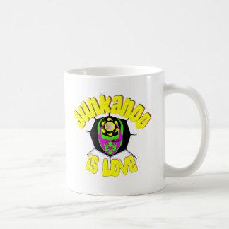 junkanoo is love coffee mug