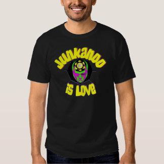 junkanoo is love shirt