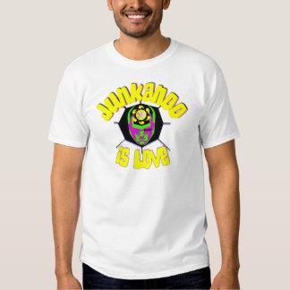 junkanoo is love t-shirt