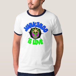junkanoo is love tee shirt