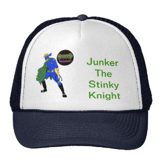 Junker el casquillo Stinky del caballero Gorros Bordados