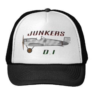 Junkers D.I Gorras