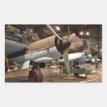 Junkers en museo rectangular altavoz