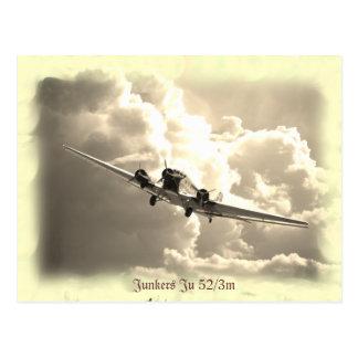 Junkers Ju 52/3m Post Cards