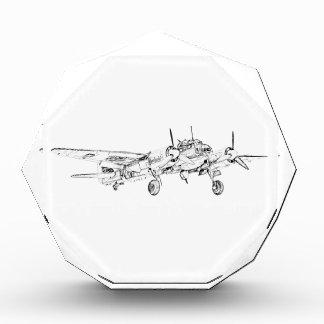 Junkers Ju 88 Bomber Airplane Award