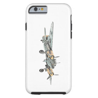 Junkers Ju 88 Bomber Airplane iPhone 6 Case