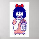 Junkfood Girl Posters