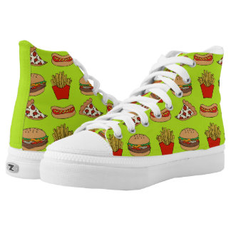 Junkfood shoes printed shoes