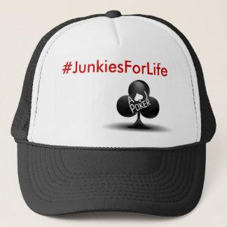 Junkies For Life Trucker Hat