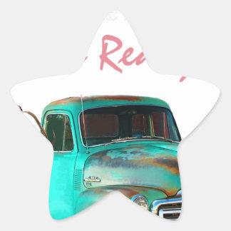Junkin-1 Star Sticker