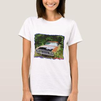 JunkYard Charger Blues T-Shirt