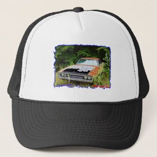 JunkYard Charger Blues Trucker Hat