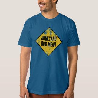 Junkyard Dog Mean T-Shirt