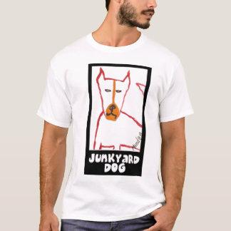 Junkyard Dog T-Shirt by Mandee