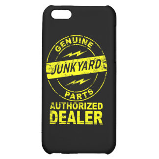 Junkyard Genuine Parts iPhone Case Cover For iPhone 5C