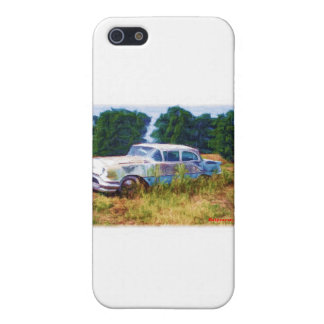 JunkYard Oldsmobile Blues Covers For iPhone 5