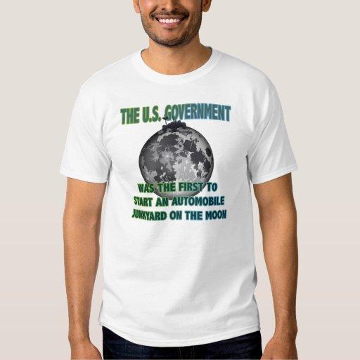 JUNKYARD ON THE MOON T-Shirt