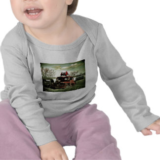 Junkyard UGA Camiseta