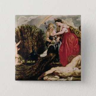Juno and Argus, 1611 Pinback Button