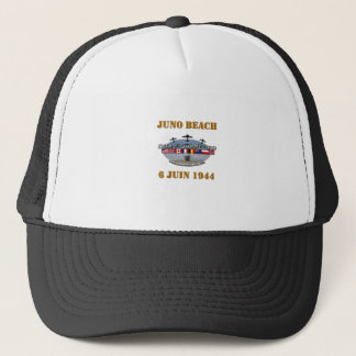 Juno Beach 1944 Normandy Trucker Hat