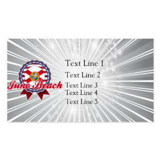 Juno Beach, FL Double-Sided Standard Business Cards (Pack Of 100)