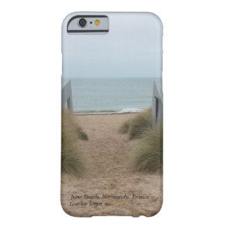 Juno Beach, Normandy, France IPhone 6/6s Case