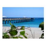 Juno Beach Pier Post Cards